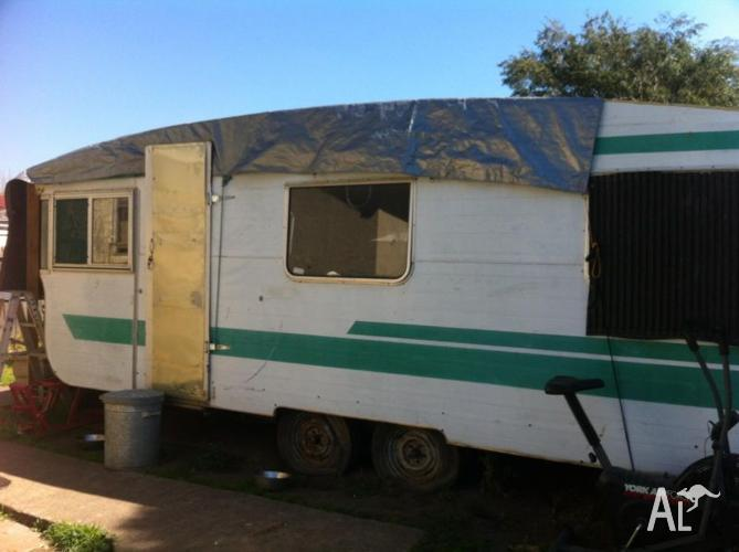 Caravan 19ft