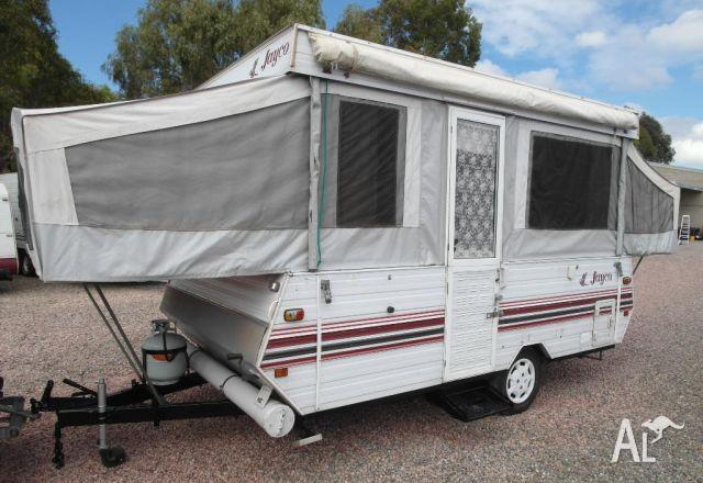 Model Caravan And Camper Trailer Hire Business For Sale In QLD