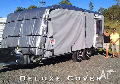 Caravan Cover (Brand - Caravan Motorhome Covers)