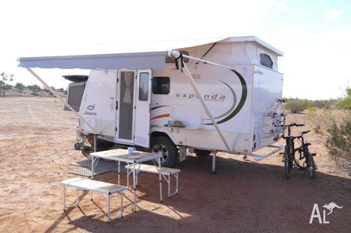 Simple Apelberi 23 Innovative Jayco Expanda Outback Bunks 34