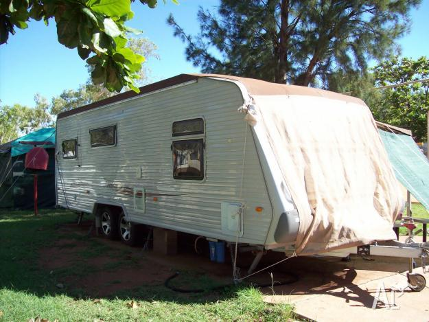 Perfect Caravan 24  Kalgoorlie  Trailers For Sale RVs For Sale Caravans