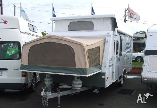 Caravan Jayco Expanda For Sale In Newcomb Victoria
