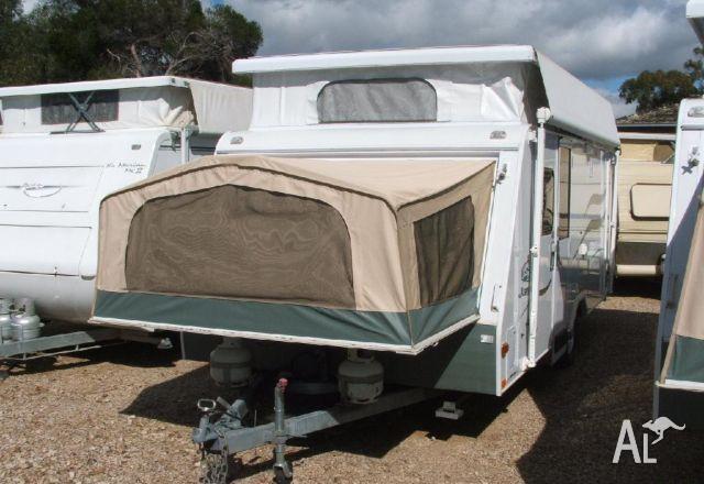 Fantastic 2005 JAYCO EXPANDA For Sale  Motorhome And Caravan Destinations New