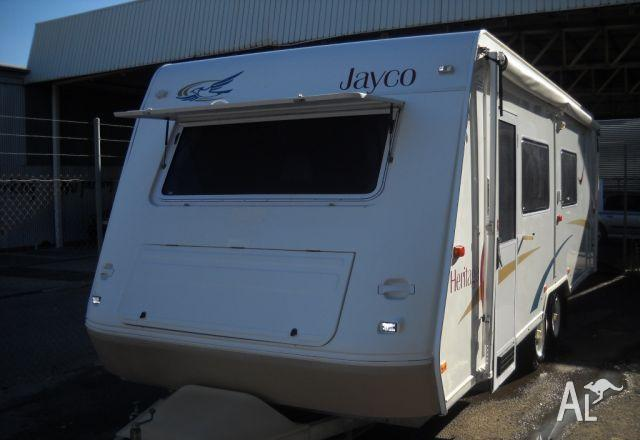 Caravan Jayco Family Heritage 22x7'9 Tandem