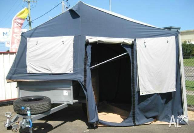 Elegant 2016 JAYCO PENGUIN OB16CP CAMPER For Sale In Port Macquarie NSW