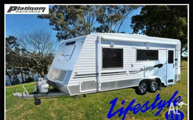 Caravan Platinum Element For Sale In Moorooka Queensland