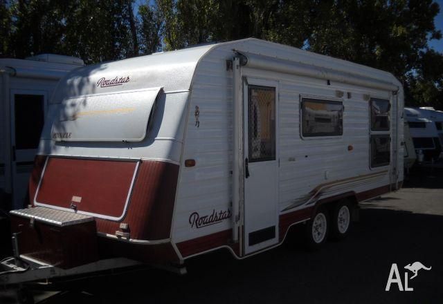 Caravan Roadstar Pinnacle Elite Tandem
