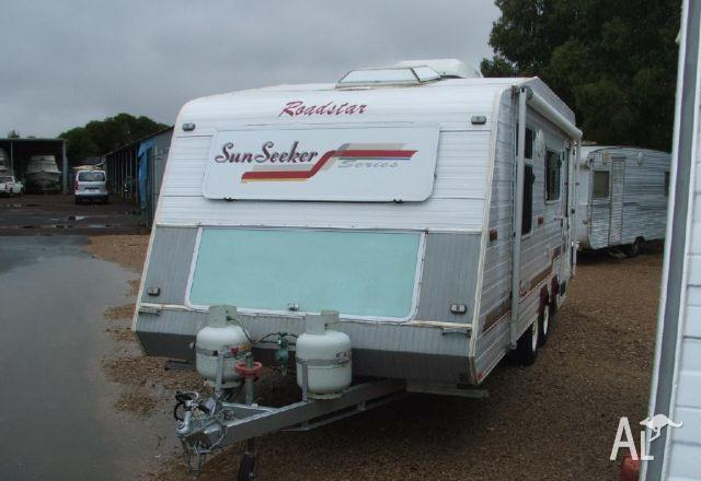 Caravan Roadstar Sun Seeker For Sale In Newcomb Victoria