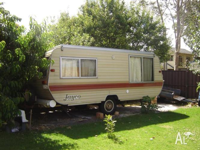 caravan sale