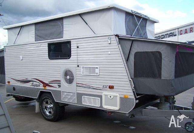 Caravans By Coromal NEWMagnum TransformA MT 450 XC in SPRINGVALE