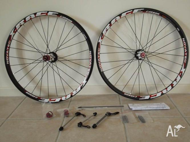 Carbon MTB wheelset 26