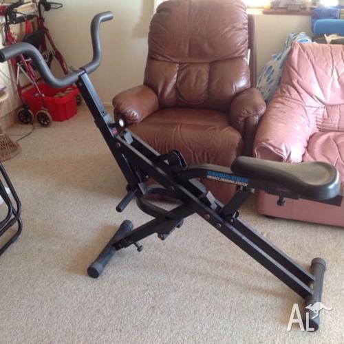 Cardio-Rider Gravity Training System