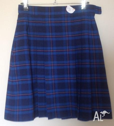 Carmel Adventist College winter skirt uniform