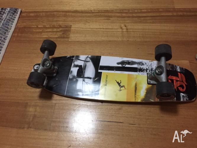 Carver josh Kerr skateboard