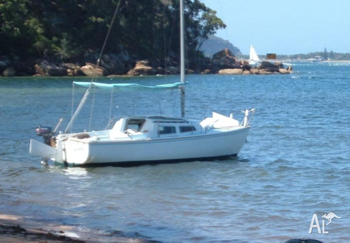Catalina Boomaroo 22 for Sale in FRENCHS FOREST, New South