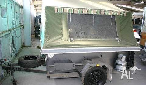 Brilliant CAMPER TRAILERS STURT 4x4 7ft X 6ft For Sale In CARRUM DOWNS Victoria