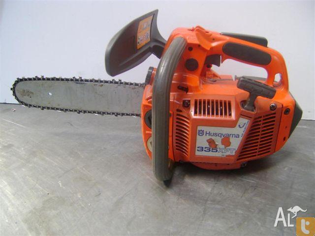 Chainsaw Husqvarna 335Xpt