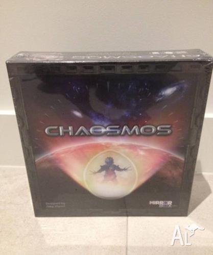 Chaosmos Boardgame