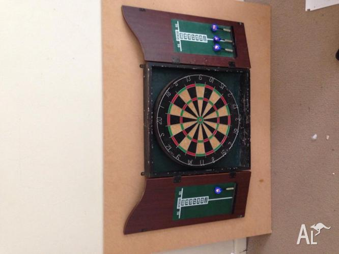 Cheap Dartboard in good condition