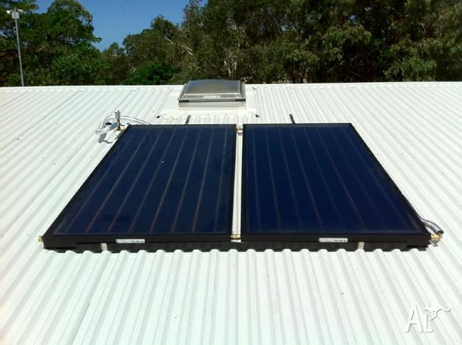 cheap solar hot water system brisbane redlands goldcoast