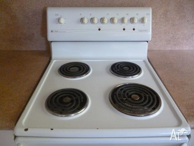 Chef Fan Forced Oven For Sale In Lota Queensland