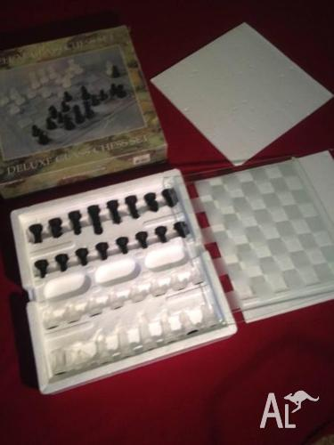 Chess set Deeluxe