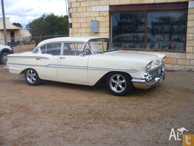 Chevy for sale australia