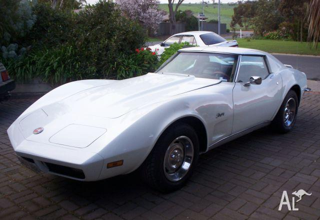 chevrolet corvette stingray 1973 in craigmore south australia for. Cars Review. Best American Auto & Cars Review