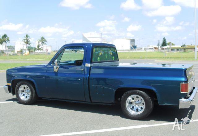 Chevrolet Silverado C10  1987