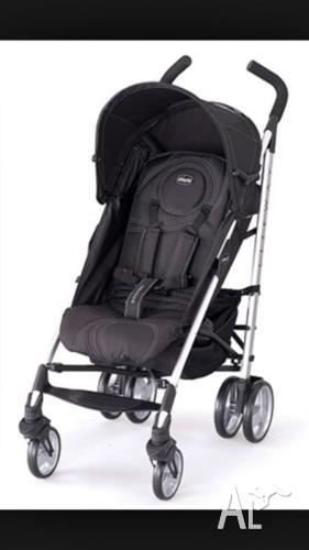 Chicco Liteway Black Stroller