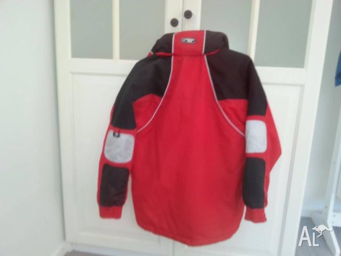 Child's Diamond Peak ski jacket, sz12