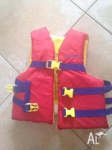 Child/Youth Life Jacket PFD Type 3