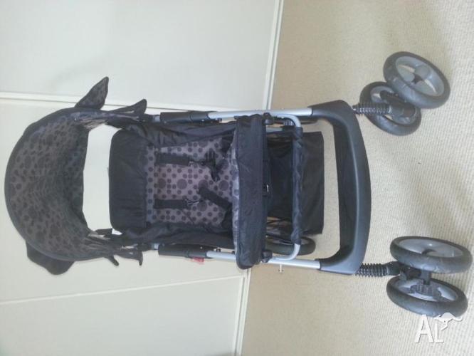 Childcare Discoverer Stroller - Black