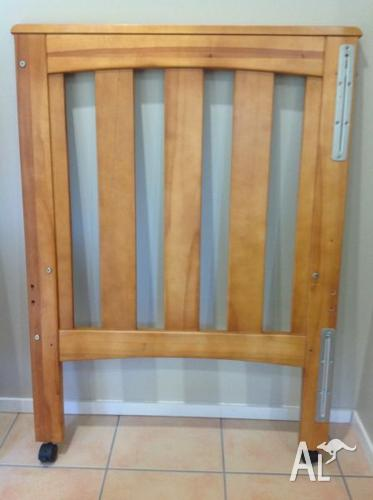 Childcare Natural Timber Cot