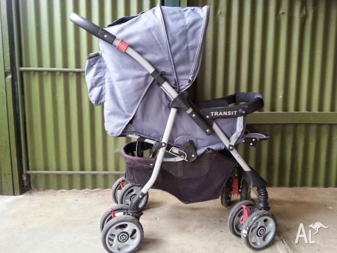 Childcare pram
