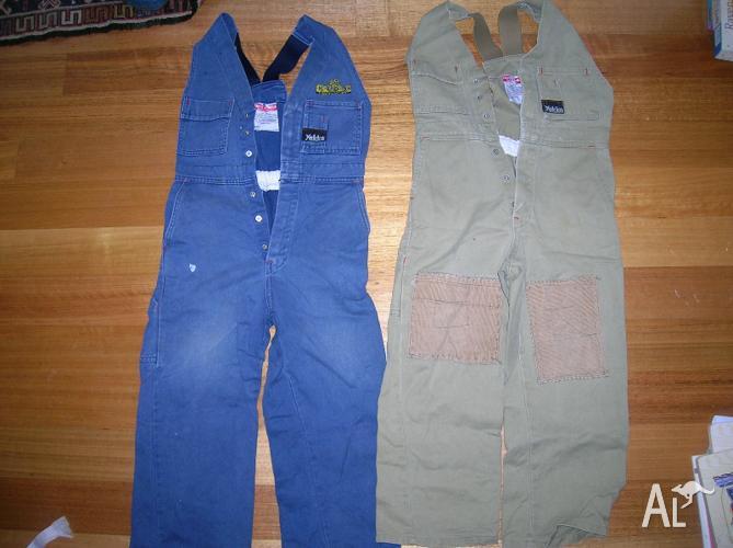 childrens overalls