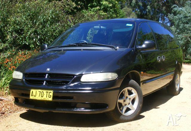 CHRYSLER GRAND VOYAGER GS   2000