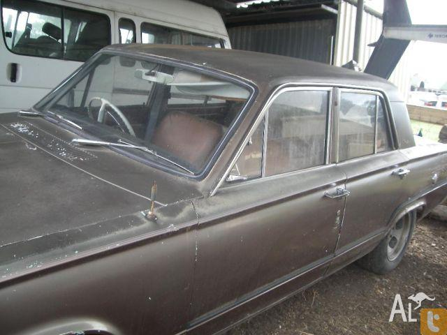 CHRYSLER VALIANT VC 1966 for Sale in WARWICK, Queensland Classified