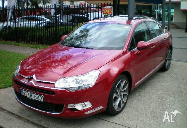 citroen c5 3 0 v6 hdi exclusive x7 my10 2011 for sale in roselands new south wales classified. Black Bedroom Furniture Sets. Home Design Ideas