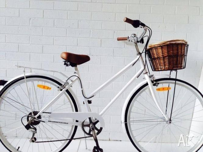 Classic Vintage ladies bicycle from $199.00