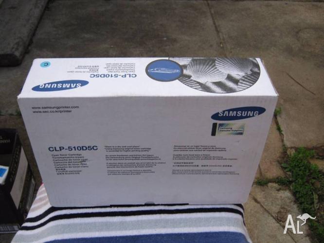 CLP510D5C printer cartridge