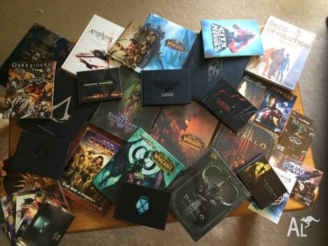images?q=tbn:ANd9GcQh_l3eQ5xwiPy07kGEXjmjgmBKBRB7H2mRxCGhv1tFWg5c_mWT Awesome Game Art Books @koolgadgetz.com.info