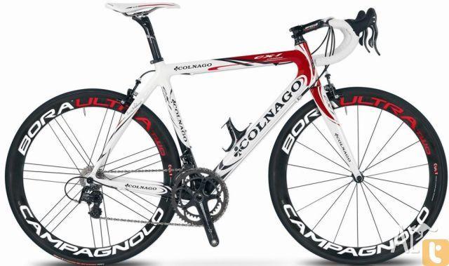 Colnago CX 1 Chorus Road Bike