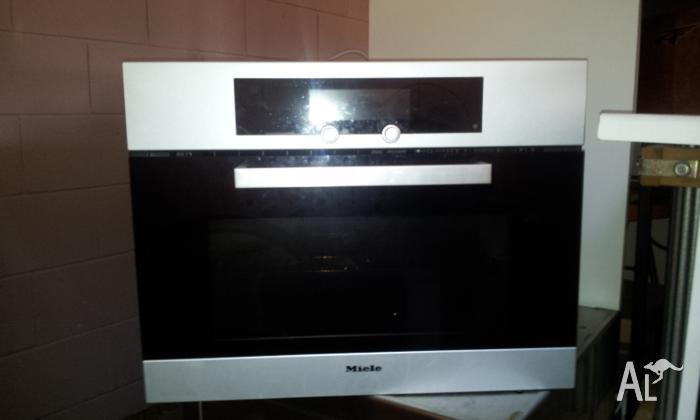 Combi Oven Microwave Miele H4060bm For Sale In Colonel