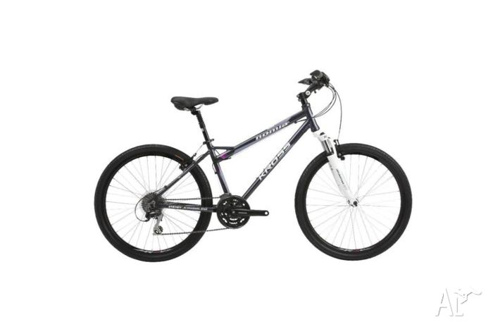 "Comfort Bike - KROSS Nomina, 24 speed, 18"" aluminium"