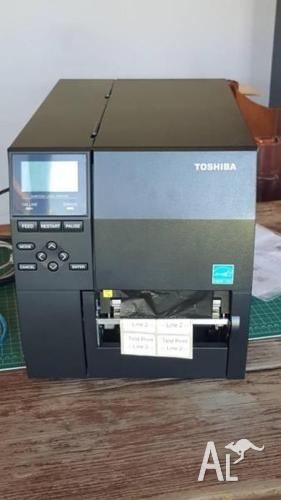 Commercial Toshiba Barcode Label Printer