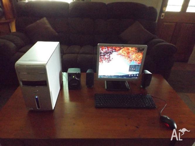 Complete Desktop Computer System