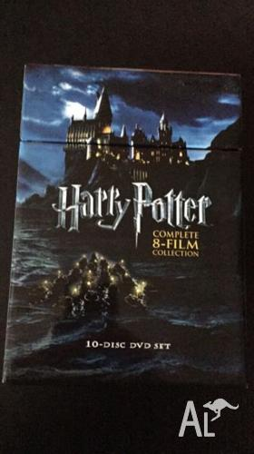 COMPLETE HARRY POTTER BOX SET