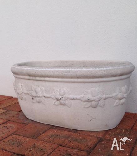 Concrete Garden Pots and Urn !