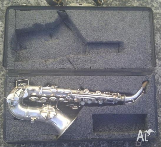 conn curved soprano saxophone new wonder i vintage silver nice for sale in boat harbour new. Black Bedroom Furniture Sets. Home Design Ideas